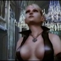 Haunting ground fiona's boob bounce topless